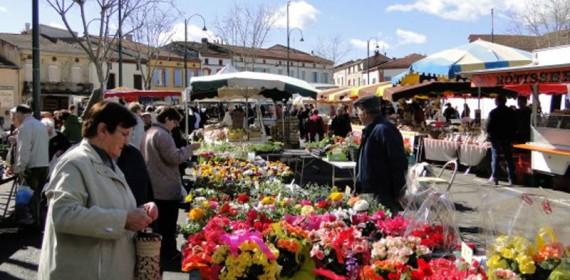 Les vendredis matin sur les marchés de Carmaux, Place Gambetta, Place Jean Jaures, Place de la Mairie et Marssac sur Tarn