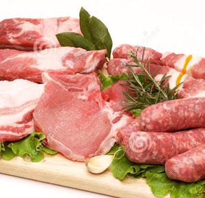 Colis de 5kg de Porc